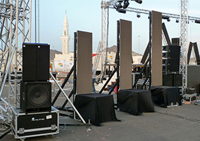 Flex array in Jeddah SA